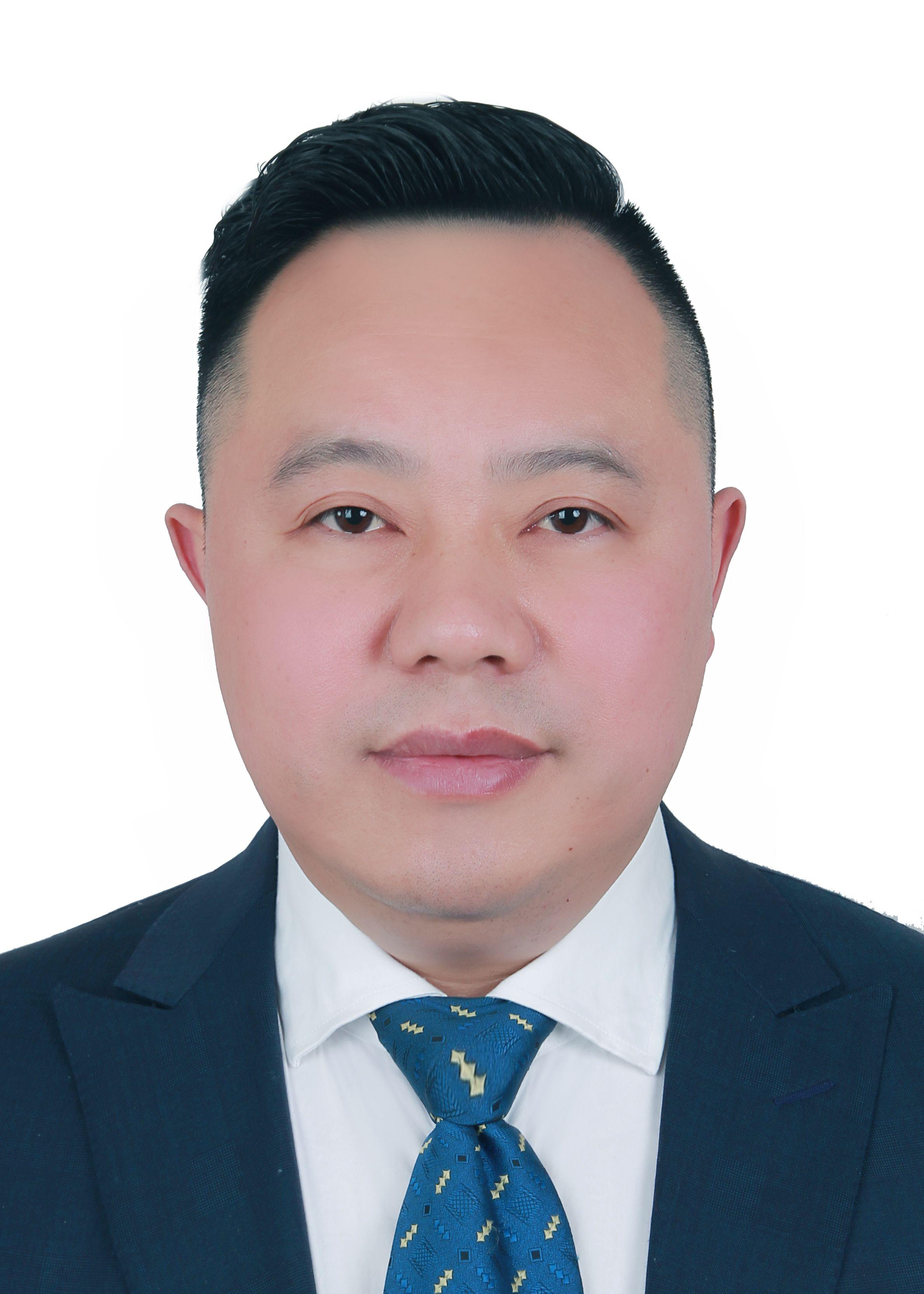 副会长兼秘书长-林文福